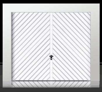 Porte basculante modèle 7