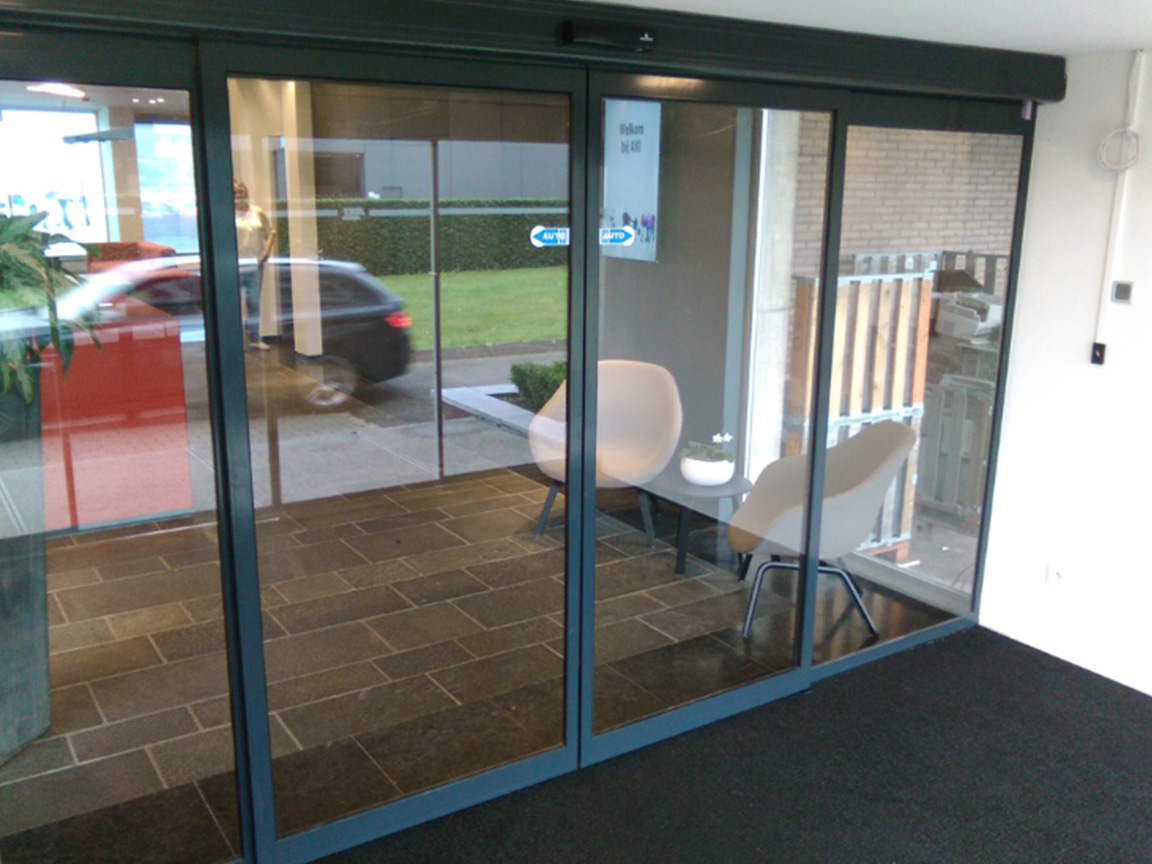 Porte automatique all access - Porte automatique magasin ...