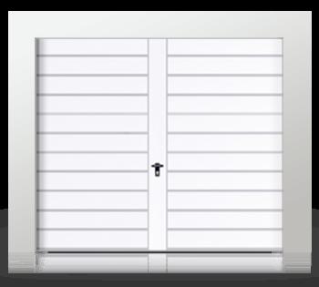 Porte basculante modèle 3