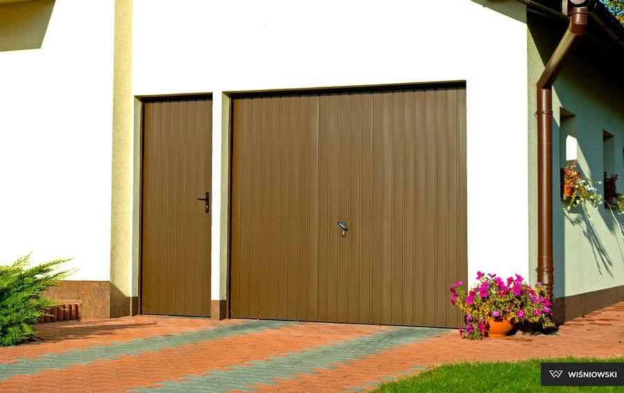 porte de garage basculante - all access - Isolation Porte De Garage Coulissante