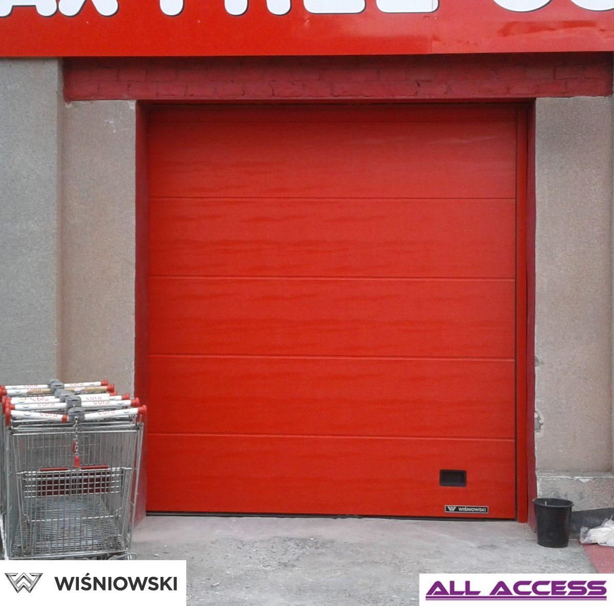 7349807d2fd2 Porte de garage unipro - Idées de travaux