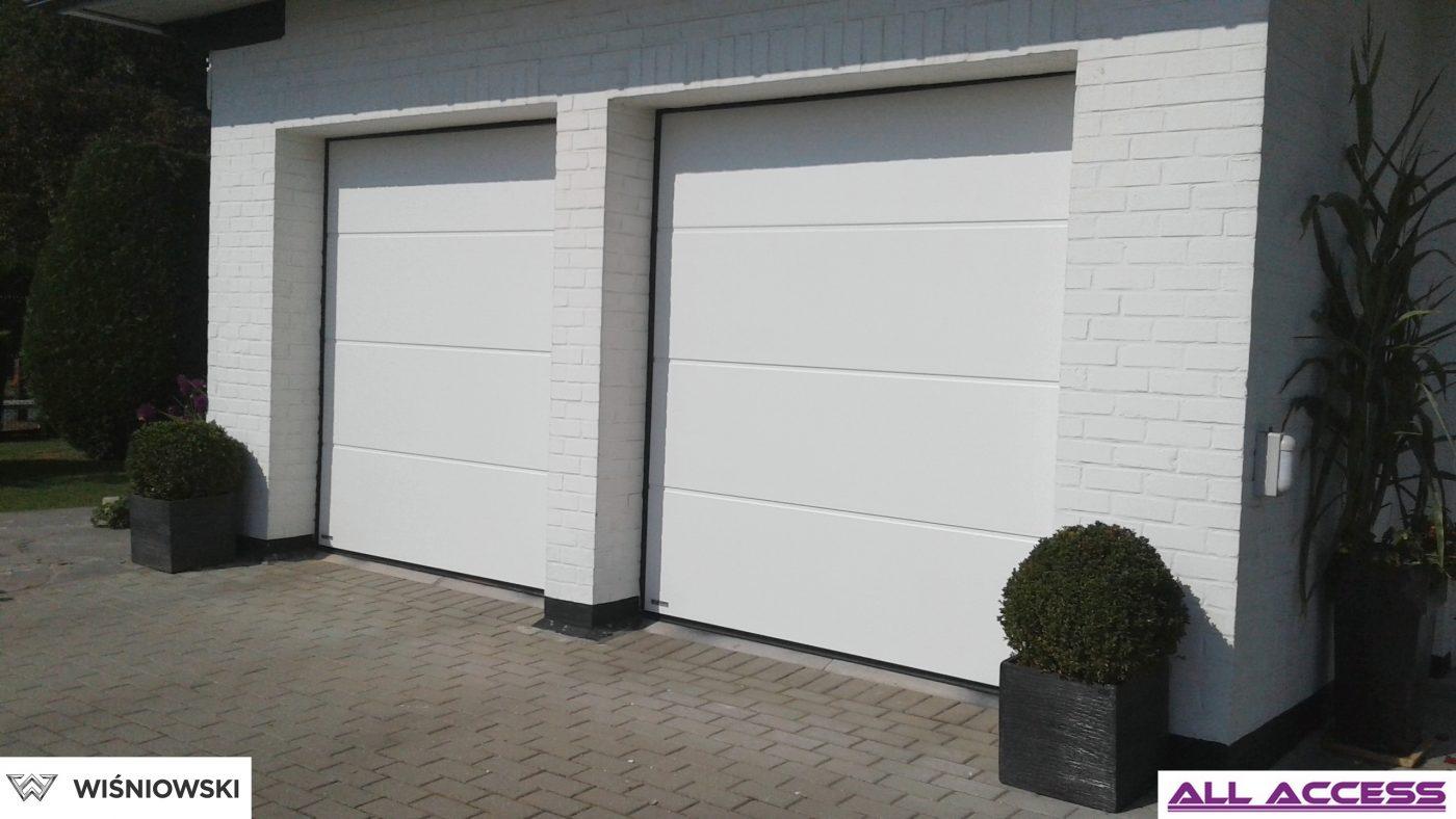 S lecteur de porte de garage r sidentielle all access - Automatisation porte de garage ...
