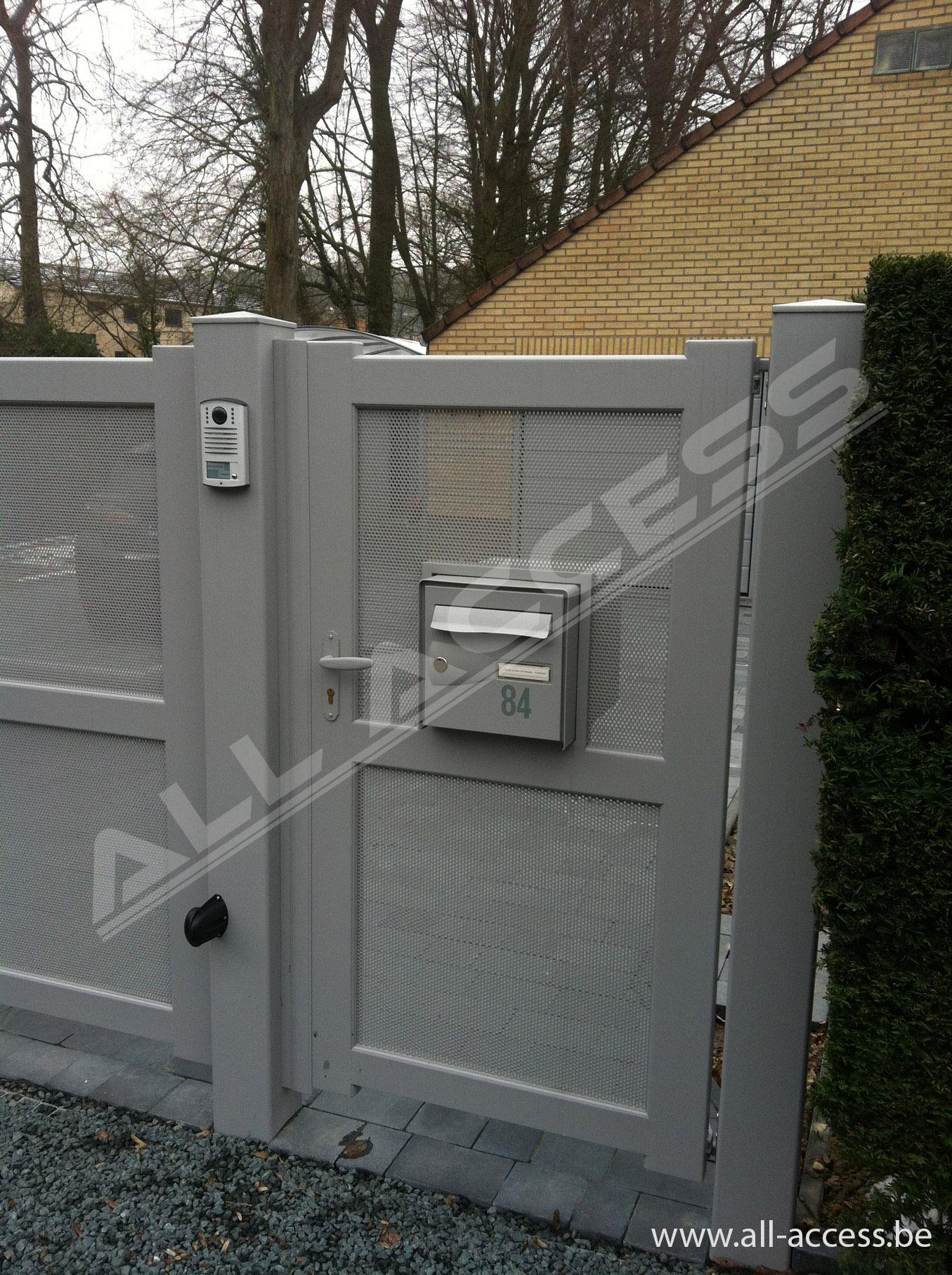Modèle Flandres - Portillon